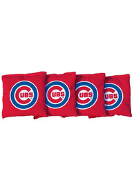 Chicago Cubs All-Weather Cornhole Bags Tailgate Game