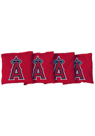 Los Angeles Angels All-Weather Cornhole Bags Tailgate Game