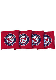 Washington Nationals All-Weather Cornhole Bags Tailgate Game