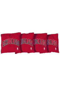 Chicago Bulls All-Weather Cornhole Bags Tailgate Game