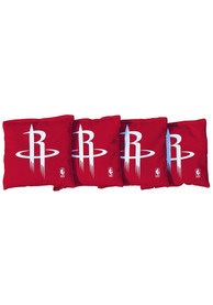Houston Rockets All-Weather Cornhole Bags Tailgate Game