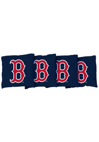 Boston Red Sox All-Weather Cornhole Bags Tailgate Game