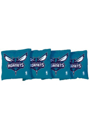 Charlotte Hornets All-Weather Cornhole Bags Tailgate Game