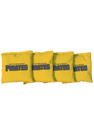 Pittsburgh Pirates All-Weather Cornhole Bags Tailgate Game
