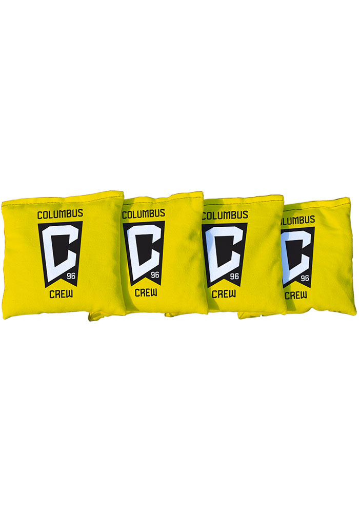 Columbus Crew All-Weather Cornhole Bags Tailgate Game - Image 1