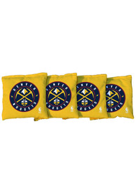 Denver Nuggets All-Weather Cornhole Bags Tailgate Game