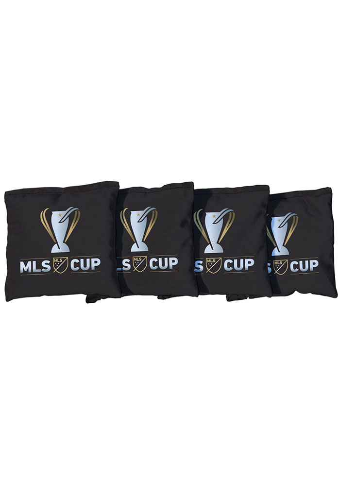 Seattle Sounders FC Corn Filled Cornhole Bags Tailgate Game - Image 1