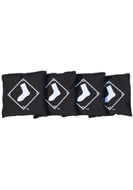 Chicago White Sox Corn Filled Cornhole Bags Tailgate Game
