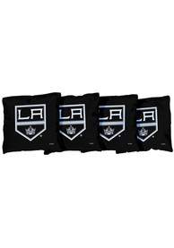 Los Angeles Kings Corn Filled Cornhole Bags Tailgate Game