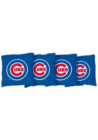 Chicago Cubs Corn Filled Cornhole Bags Tailgate Game