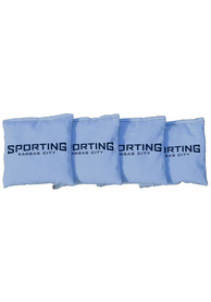 Sporting Kansas City Corn Filled Cornhole Bags Tailgate Game