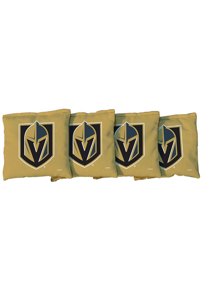 Vegas Golden Knights Corn Filled Cornhole Bags Tailgate Game - Image 1