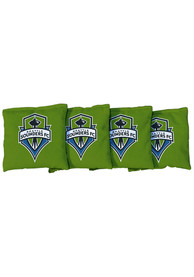 Seattle Sounders FC Corn Filled Cornhole Bags Tailgate Game