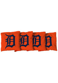 Detroit Tigers Corn Filled Cornhole Bags Tailgate Game