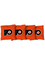 Philadelphia Flyers Corn Filled Cornhole Bags Tailgate Game
