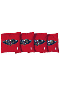 New Orleans Pelicans Corn Filled Cornhole Bags Tailgate Game