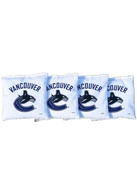 Vancouver Canucks Corn Filled Cornhole Bags Tailgate Game
