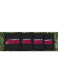 Central Missouri Mules All-Weather Cornhole Bags Tailgate Game