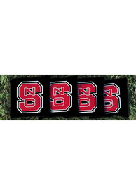 NC State Wolfpack All-Weather Cornhole Bags Tailgate Game