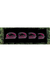 Southern Illinois Salukis All-Weather Cornhole Bags Tailgate Game