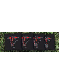 Texas Tech Red Raiders All-Weather Cornhole Bags Tailgate Game