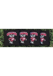 Wisconsin Badgers All-Weather Cornhole Bags Tailgate Game