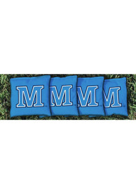 Maine Black Bears All-Weather Cornhole Bags Tailgate Game