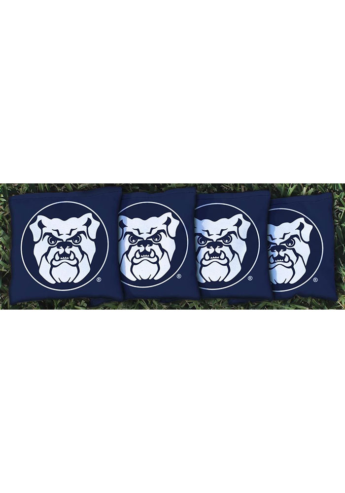 Butler Bulldogs All-Weather Cornhole Bags Tailgate Game - Image 1