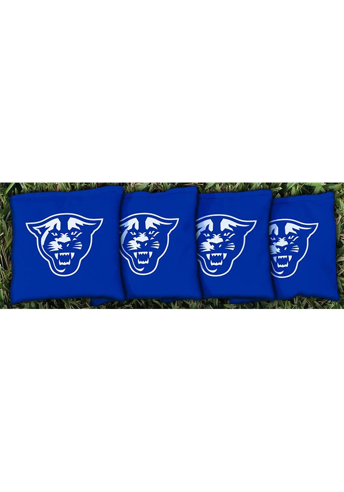 Georgia State Panthers All-Weather Cornhole Bags Tailgate Game - Image 1