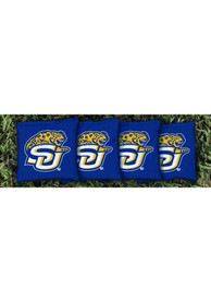 Southern University Jaguars All-Weather Cornhole Bags Tailgate Game