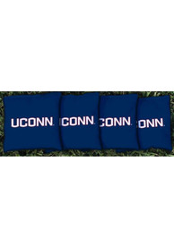 UConn Huskies All-Weather Cornhole Bags Tailgate Game