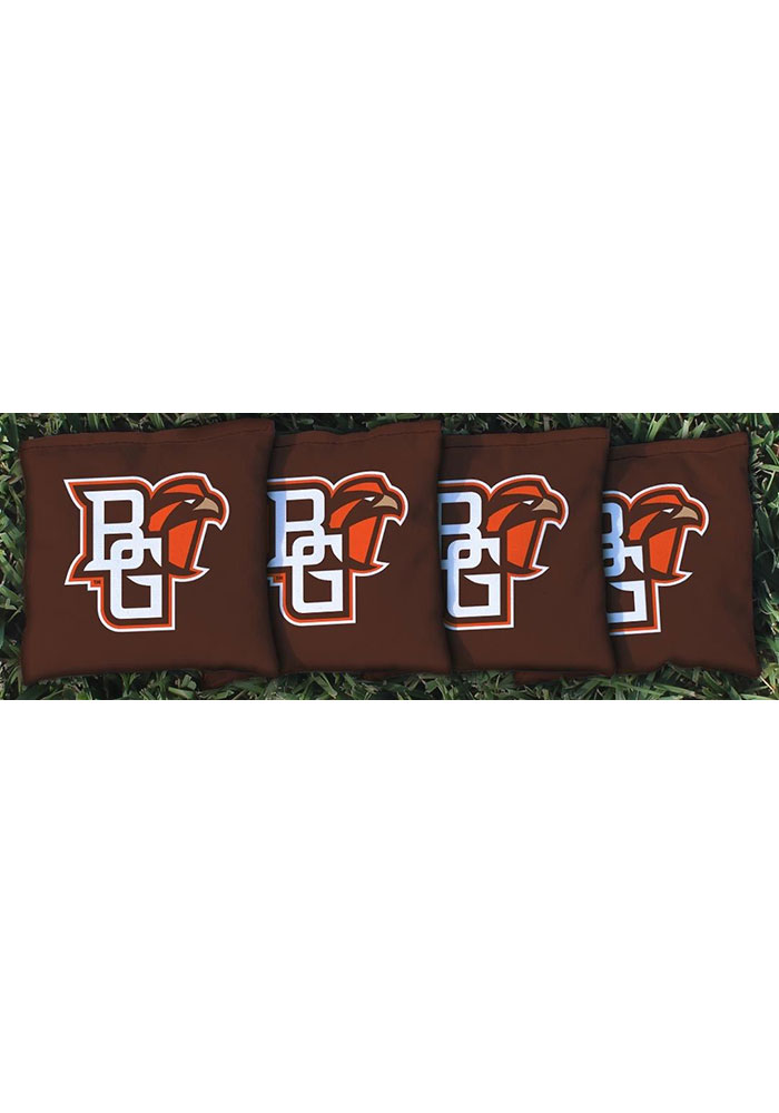 Bowling Green Falcons All-Weather Cornhole Bags Tailgate Game - Image 1