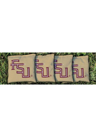 Florida State Seminoles All-Weather Cornhole Bags Tailgate Game