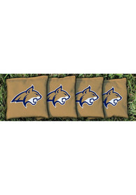 Montana State Bobcats All-Weather Cornhole Bags Tailgate Game