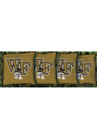 Wake Forest Demon Deacons All-Weather Cornhole Bags Tailgate Game