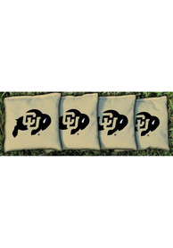 Colorado Buffaloes All-Weather Cornhole Bags Tailgate Game
