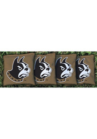 Wofford Terriers All-Weather Cornhole Bags Tailgate Game