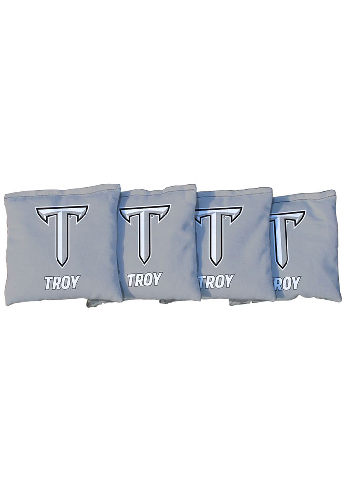 Troy Trojans All-Weather Cornhole Bags Tailgate Game - Image 1