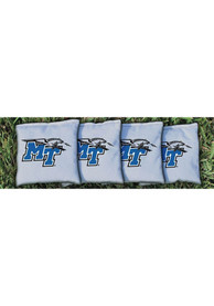 Middle Tennessee Blue Raiders All-Weather Cornhole Bags Tailgate Game