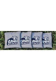New Hampshire Wildcats All-Weather Cornhole Bags Tailgate Game