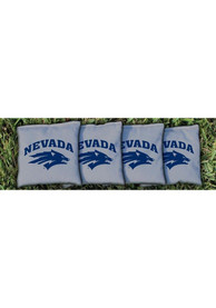 Nevada Wolf Pack All-Weather Cornhole Bags Tailgate Game