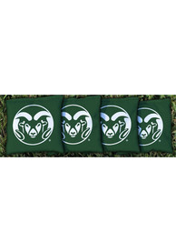 Colorado State Rams All-Weather Cornhole Bags Tailgate Game