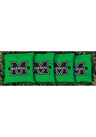 Marshall Thundering Herd All-Weather Cornhole Bags Tailgate Game