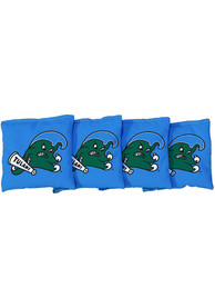 Tulane Green Wave All-Weather Cornhole Bags Tailgate Game