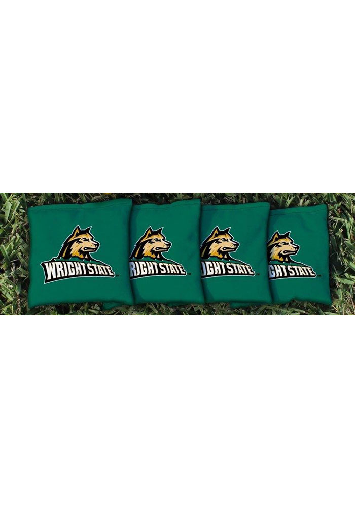 Wright State Raiders All-Weather Cornhole Bags Tailgate Game - Image 1