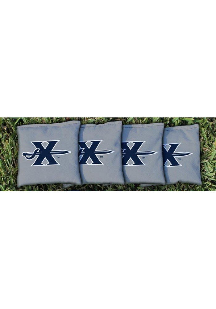Xavier Musketeers All-Weather Cornhole Bags Tailgate Game - Image 1