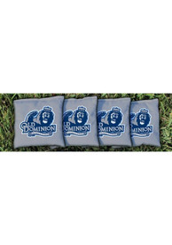 Old Dominion Monarchs All-Weather Cornhole Bags Tailgate Game
