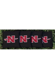 Nicholls State Colonels All-Weather Cornhole Bags Tailgate Game