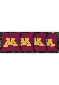 Minnesota Golden Gophers All-Weather Cornhole Bags Tailgate Game