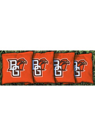 Bowling Green Falcons All-Weather Cornhole Bags Tailgate Game